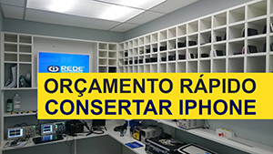 Reparo de iPhone Santa Catarina