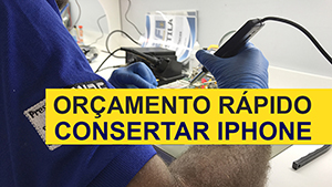 Reparo de iPhone Guararapes