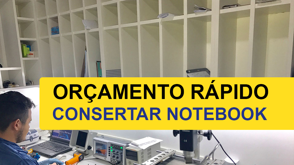 Consertar Notebook em Guararapes