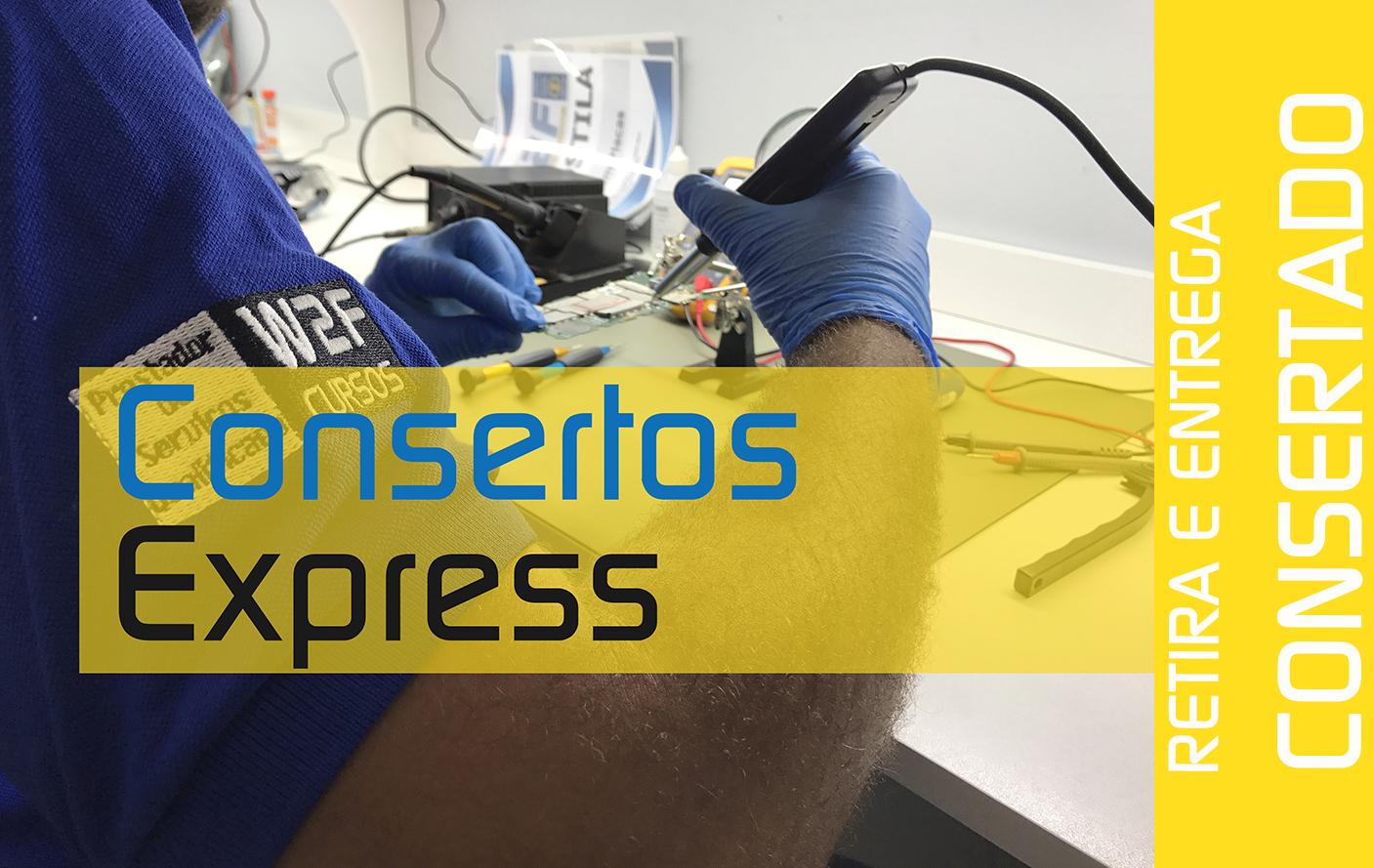 Consertos Express - Consertar Celular em Domicílio -