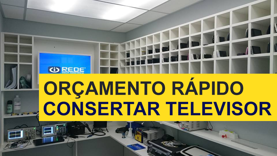 Consertar Televisor - Assistência Técnica de TV no Nova Suíça - blog