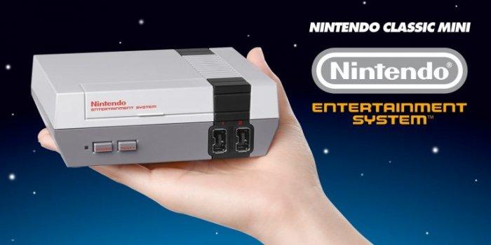 nes original 768x384 700x350 - Nintendo anuncia data do relançamento do NES Classic Edition - blog
