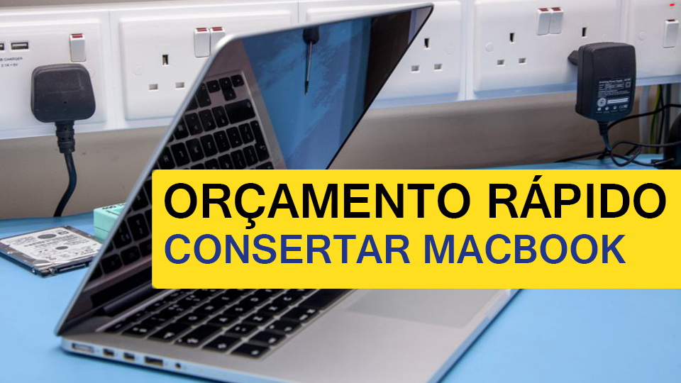 Consertar Macbook