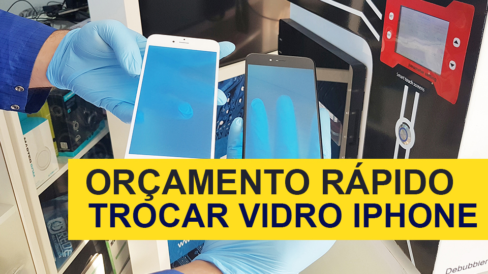 Consertar Vidro de iPhone X