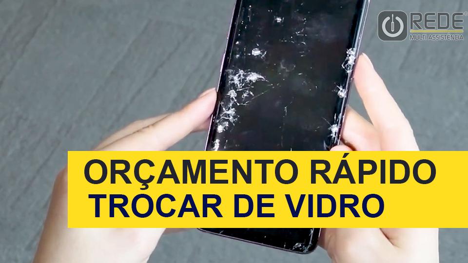 Troca de Vidro Samsung Galaxy S10