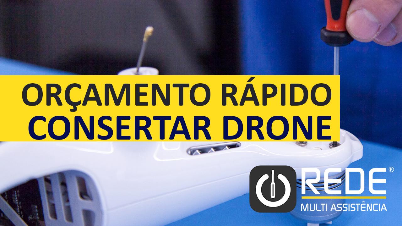 Assistência Técnica de Drone em São Paulo