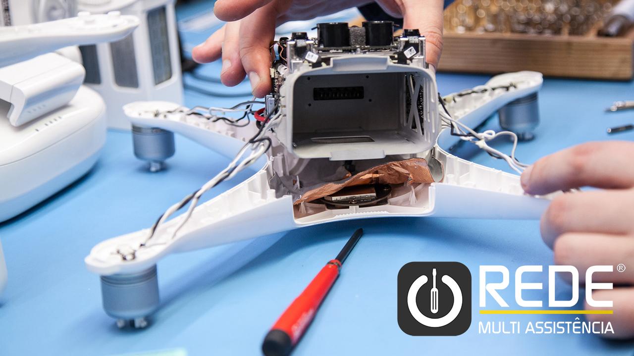 Curso Conserto de Drones - Curso Conserto de Drones -