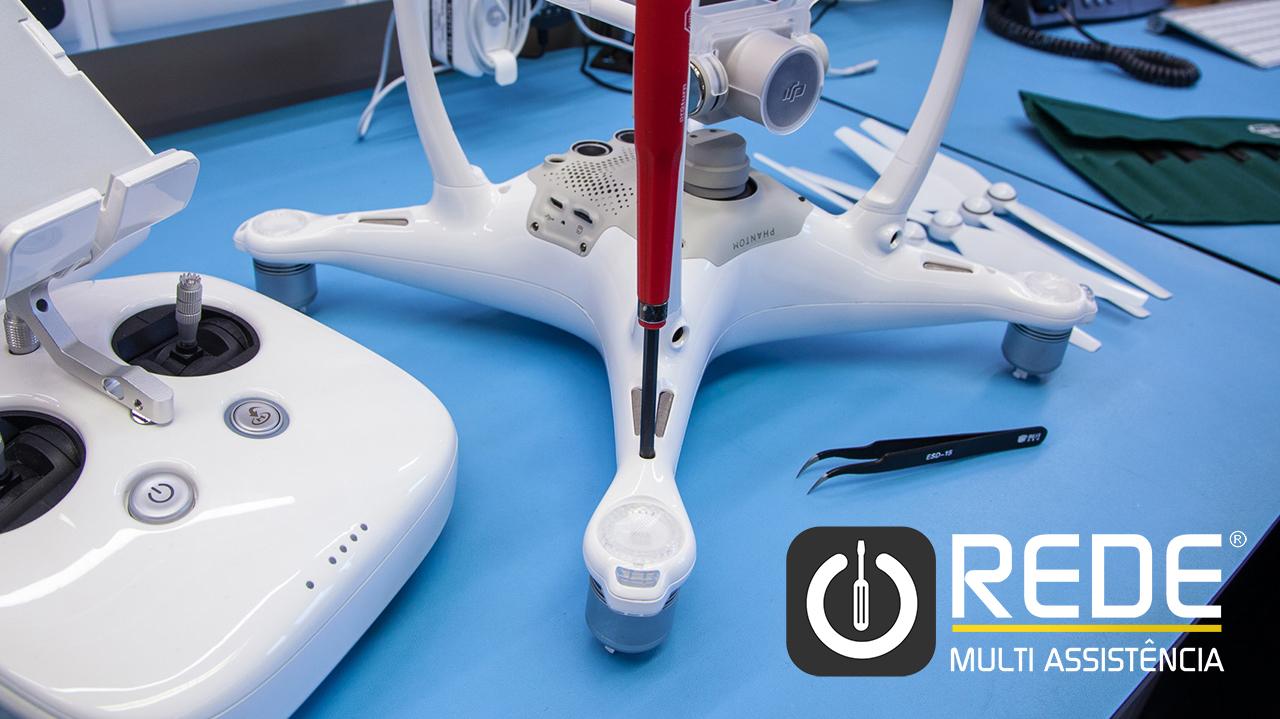 Curso Conserto de Drones