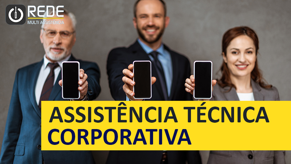 Consertar Notebook Corporativo em SP