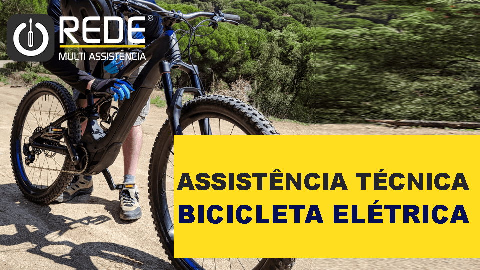 Assistência Técnica Bicicleta Elétrica