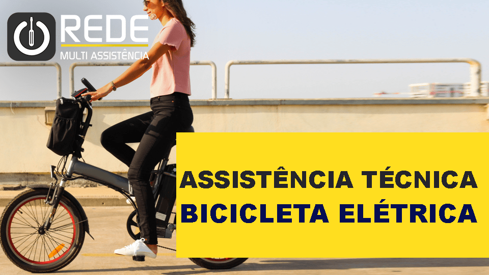 BicicletaEletrica3 - Assistência Técnica Veículos Elétricos -