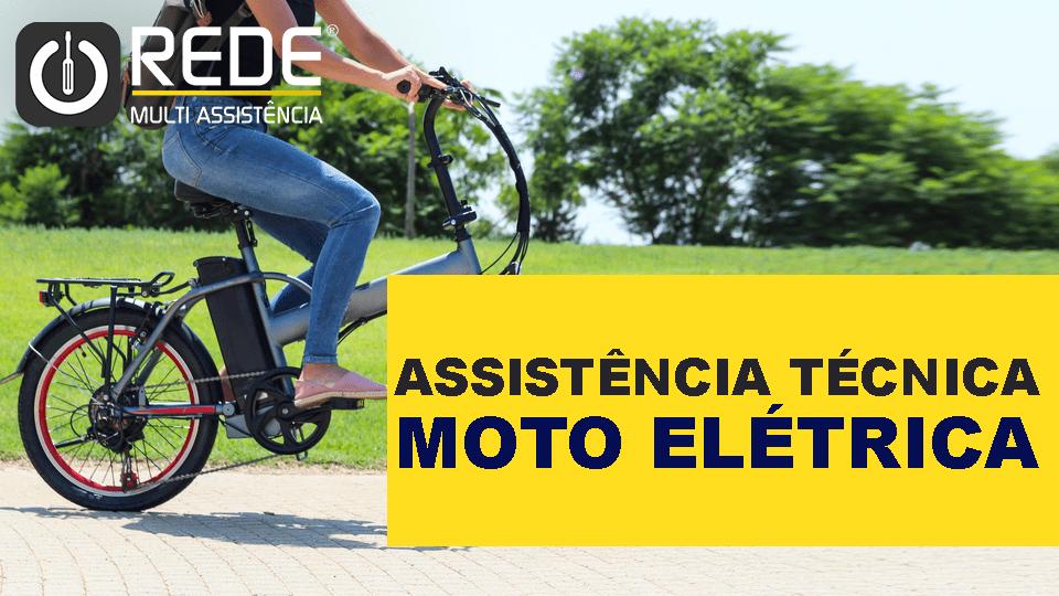 Assistência Técnica Moto Elétrica