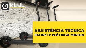 Assistência Técnica Patinete Foston em São Sebastião
