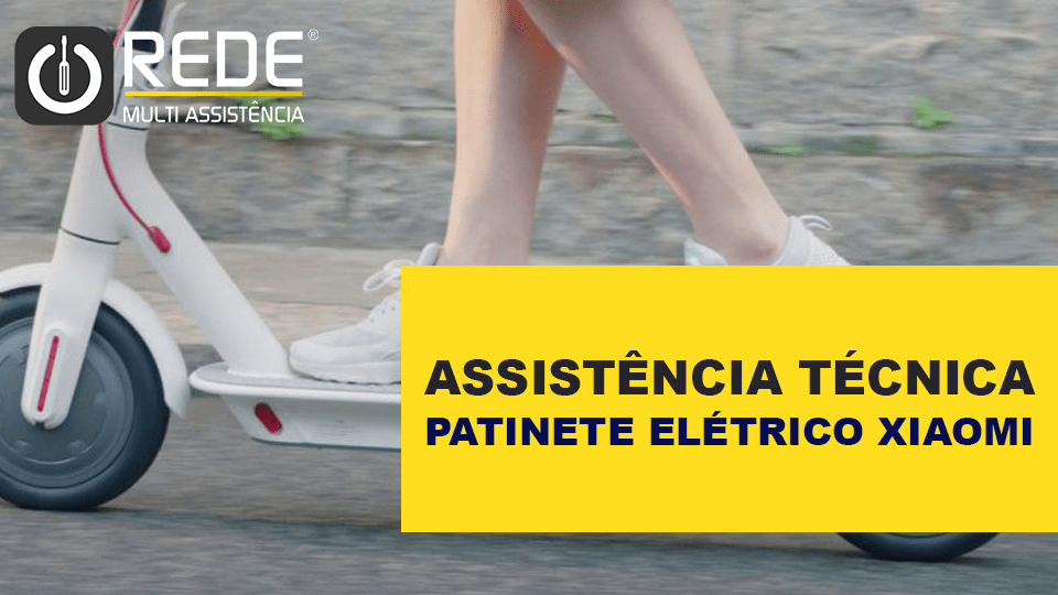 Patinete Elétrico xiaomi - Consertar Mijia Electric Scooter pro - blog