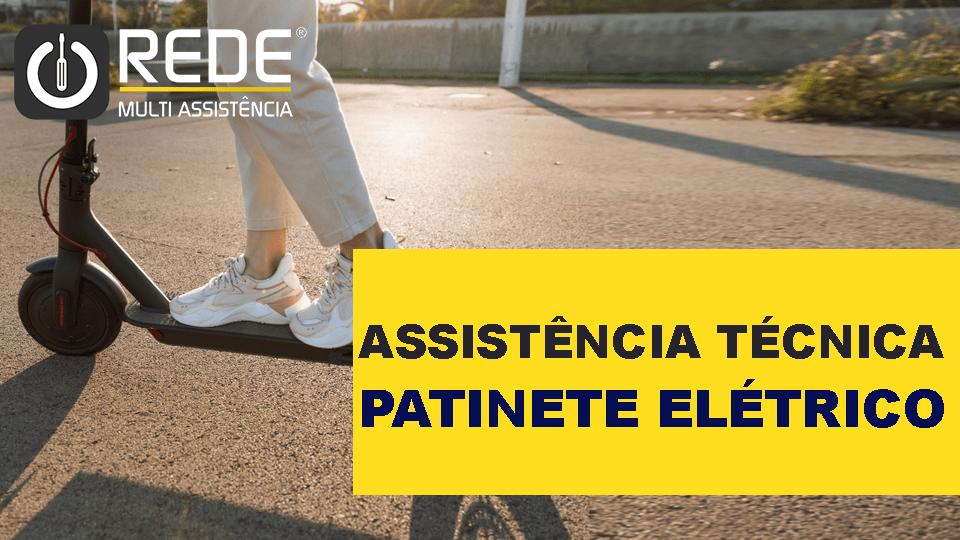 Assistência Técnica de Patinete Elétrico Ubatuba