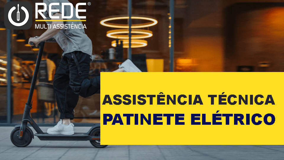 Conserto de Patinete no Setor Central