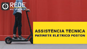 Patinete FOSTON - Consertar Patinete Foston em Recife - blog