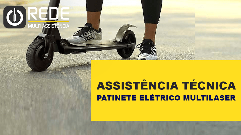 Consertar Patinete Multilaser no Carrão