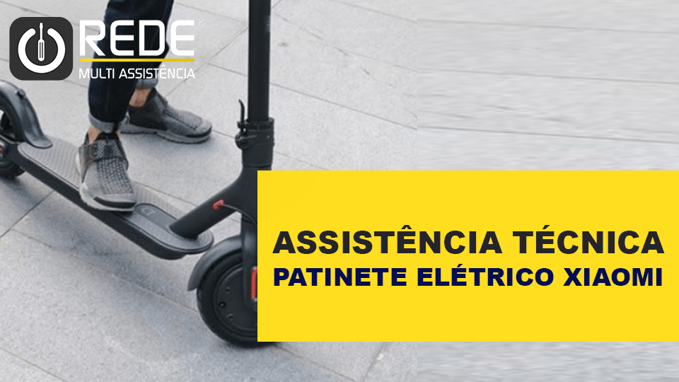 Patinete xiaomi - Consertar Mijia Electric Scooter pro - blog