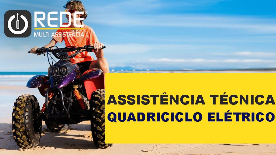 Quadricicloo Elétrico - Assistência Técnica de Veículos Elétricos - blog