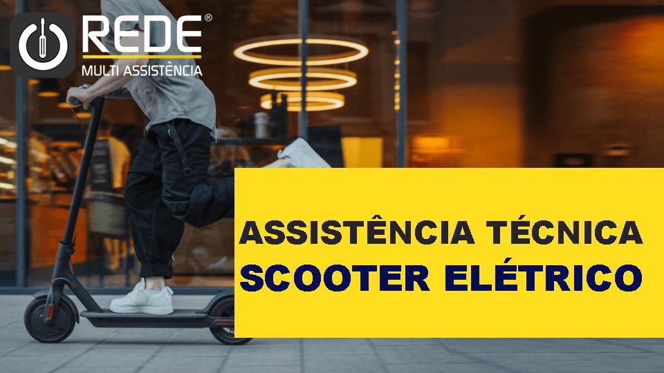 ScooterRedeMulti - Assistência Técnica de Scooter -