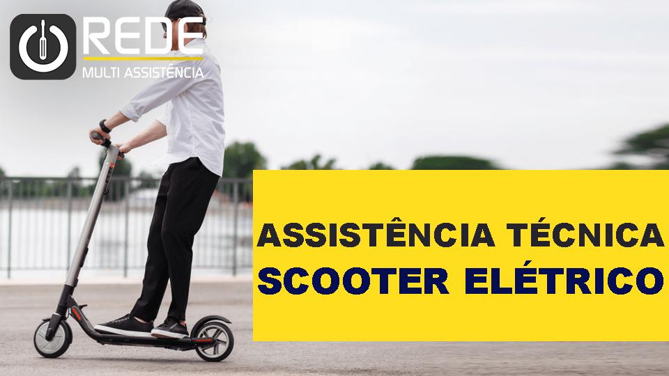 ScooterRedeMultiAssis - Assistência Técnica de Scooter -