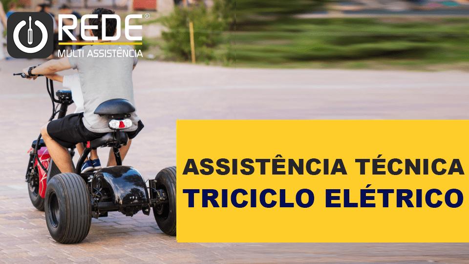 Tricicloo Elétrico 1 - Assistência Técnica Triciclo Elétrico - blog