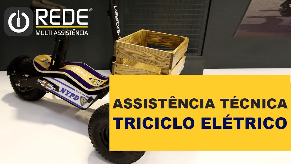 Tricicloo ElétricoRede - Assistência Técnica Triciclo Elétrico - blog
