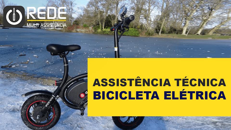 Assistência Técnica Bicicleta Mibo