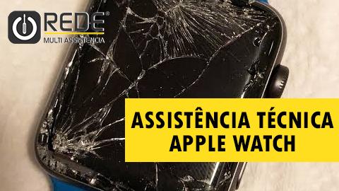 Assistência que troca vidro de Apple Watch no Jardim América