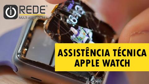 Assistência que troca vidro de Apple Watch no Brooklin